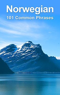 Norwegian: 101 Common PhrasesAre you planning your trip to Norway?Would you love to learn a bit of the lingo before you arrive? Common Phrases, Norway Travel, Plan Your Trip, The Locals, Castle, Politics, How To Plan, Travel Ideas, Language