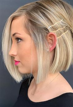 35 Hottest Bob Haircuts – Bob Hairstyle Trends To Try Now Bob hairstyles, medium bob haircut, bob haircut short bob haircut, bob haircut with layers, bob haircuts with bangs blunt bob haircuts Medium Hair Cuts, Medium Hair Styles, Short Hair Styles, Hair Short Bobs, Blunt Bob Medium, Styling Short Hair Bob, Short Blunt Bob, Short Blonde Bobs, Short Bob Cuts
