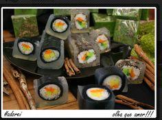sabonete de sushi????