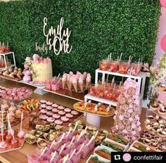 Pink and Gold Birthday Party Ideas . Pink and Gold Birthday Party Ideas . Pretty Pink and Gold Stars Birthday Party See More Party 18th Party Themes, Brunch Party Decorations, 21st Birthday Decorations, Brunch Decor, Debut Theme Ideas 18th, Table Decorations, 21 Party, First Birthday Brunch, 18th Birthday Party Themes