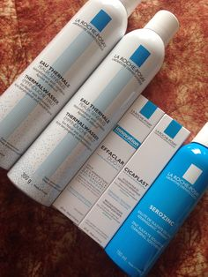 Haul de La Roche Posay ❤️ • Agua termal • Effaclar Duo • Cicaplast • Serozinc #larocheposay #skincare #pharmacie #easyparapharmacie