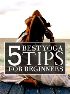 Intimidated By Yoga? Get Over It With 5 Beginner Tips!
