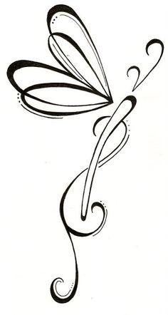 symbols of hope and strength | offside butterfly tattoo for family