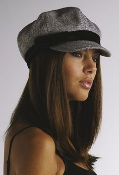 Herringbone Hat    http://www.sofeminine.co.uk/fashion/album714727/women-s-hats-16946505.html