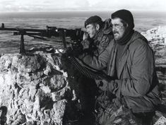 3 Para take Mount Longdon. Sergeant Ian John McKay is awarded a posthumous Victoria Cross after being killed in action. 42 Commando take Mount Harriet and 45 Commando take Two Sisters. Parachute Regiment, Falklands War, Killed In Action, Royal Marines, Royal Air Force, British Army, Royal Navy, Special Forces, Military