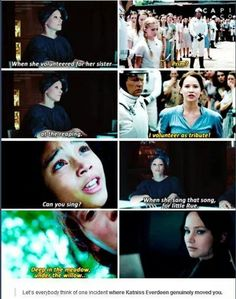 The awesomeness of Katniss