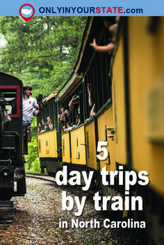 Travel | North Carolina | Attractions | Things To Do | Activities | Day Trips | Train | Train Rides