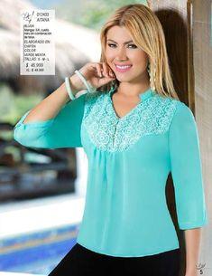 #ClippedOnIselsuu from Pdf ed 30el patrón de esta blusa