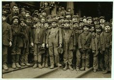 Lewis Hine: child labor photo. Mentioned in two different classes today. Amazing to think about how far American policies have come.