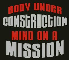 Fitness Motivational Quotes : Body under construction - Quotes Sayings Funny Gym Motivation, Funny Gym Quotes, Fitness Motivation Quotes, Weight Loss Motivation, Motivational Quotes, Inspirational Quotes, Quotes Pics, Workout Motivation, Top Quotes