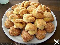 Zuckerküsse Party, Sweet Tooth, Muffin, Breakfast, Ethnic Recipes, Desserts, Food, Kiss, Sugar