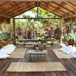 Exotic retreat surrounded by the Brazilian jungle