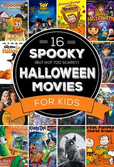 16 spooky but not too scary halloween movies for kids - Kid Friendly Halloween Movie
