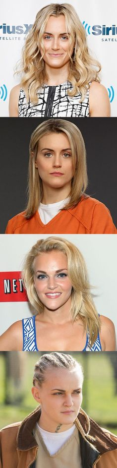 The Cast of Orange Is the New Black in real life