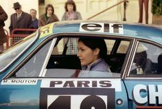 Michele Mouton is by far the most successful woman racing driver of all time and is undoubtedly one of the biggest legends of rallying. Alpine Renault, Renault Sport, Sport Cars, Race Cars, Motor Sport, Megane Rs, Monte Carlo Rally, Women Drivers, Course Automobile