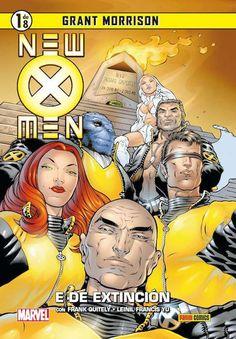 New X-Men: E de extinción