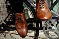 You know - I am not sure what I love more - the shoes or the photo?  Both are absolutely amazing!