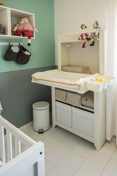 HENSVIK commode/kast | #IKEA #LangLeveVerandering #babykamer #baby #kinderkamer #commode