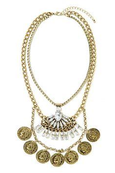 Coined It Necklace