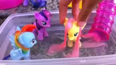 my little pony en español juguetes - YouTube