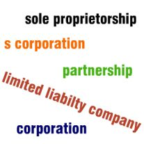 different types of business ownership s What are the different types of business there are at least six different types of business you could choose to start: 1 sole trader - the oldest form of trading there is, it's also the simplest and the most common type of business you'll find.