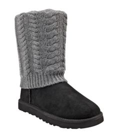 UGG boots = .....ooooh, totally gonna get leg Warner's for all of my uggs!!!