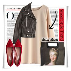 """""""Mini Dress Contest"""" by stylemeup007 ❤ liked on Polyvore featuring Chicwish, Acne Studios, Emanuel Ungaro, minidress and contestentry"""