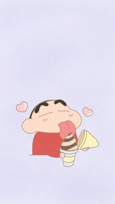🎵🎶I scream, you scream, We all scream for Icecreaaammmm. Sinchan Cartoon, Cute Bunny Cartoon, Cartoon Shows, Cartoon Drawings, Sinchan Wallpaper, Kawaii Wallpaper, Wallpaper Iphone Cute, Crayon Shin Chan, Cute Cartoon Wallpapers