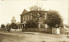 St Matthew's Church and Rectory, Windsor NSW