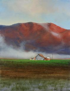 Faith is Torment   Art and Design Blog: Long Way Home: Paintings by Michael Gregory
