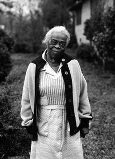 """Oseola McCarty. Born in 1908, Osecola dropped out of school at age 6 to help her dying mother. She never returned to school and became a washerwoman who saved up all her extra money to donate to the local college, University of Southern Mississippi, for a scholarship to """"make sure no young man or woman has to work as hard as I did. become future lawyers, business people and doctors."""" She donated over $150,000.00 to that school! We thank her for her sacrifice and paving the way!!!"""