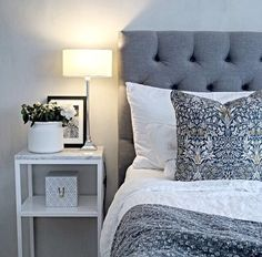 :) Guest Bedroom Decor, Guest Bedrooms, Home Bedroom, Small Cozy Apartment, Modern Home Interior Design, Condo Living, Luxurious Bedrooms, House Rooms, Room Inspiration