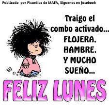 Resultado de imagen para susanita mafalda sonrie y veras Ecards, Memes, Pictures, Amor, Happy Monday, Positive Thoughts, Dark, Good Night, E Cards