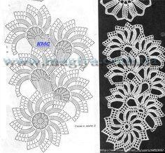 lace crochet skirt 1