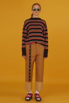 ADERerror Knitwear Collection Stripe