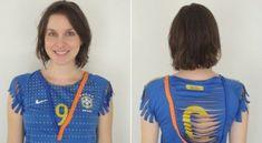 Se você quer torcer pela seleção brasileira de uma forma mais charmosa e diferenciada, comece a cust
