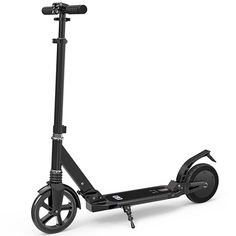 Tough Aluminum Alloy Folding Electric Scooter With Dual 8 Inch Tire 2 Wheel Lightweight Electric Kick Scooter EU Plug Cheap Electric Scooters, Best Electric Scooter, Electric Skateboard, Judo, Scooters For Sale, Kick Scooter, Aluminium Alloy, Motor Car, Bike