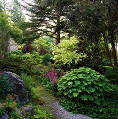 The Elisabeth C. Miller Botanical Garden, Seattle | Garden Design
