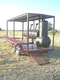 NEW BBQ pit smoker Charcoal grill Concession trailer Bbq Smoker Trailer, Bbq Pit Smoker, Barbecue Pit, Charcoal Grill Smoker, Best Charcoal Grill, Charcoal Bbq, Custom Bbq Grills, Custom Bbq Pits, Concession Trailer