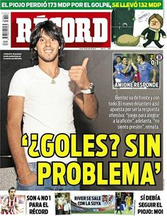 México - RÉCORD 30 de julio del 2015
