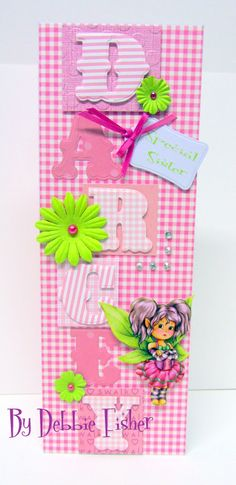 Girls card