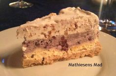 Islagkage | Mathiesens Mad