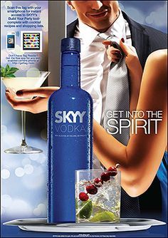 repesentation in skyy vodka advertising San francisco (april 11, 2017) – today, skyy® vodka, the  his style pays  homage to some of the most successful skyy advertising from.