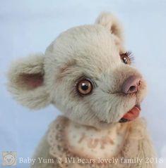 Baby Yum By Iveta Rakova - Bear Pile