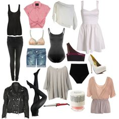 Great mix and match/ individual dance fashion pieces! Cute Summer Outfits, Cool Outfits, Fashion Outfits, Womens Fashion, Dirty Dancing Costume, Beach Wardrobe, 80s Outfit, Dance Fashion, Dance Outfits