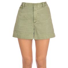 Polo Ralph Lauren Tyler Cotton Shorts ($79) ❤ liked on Polyvore featuring shorts, zipper pocket shorts, zipper shorts, polo ralph lauren, cotton shorts and pocket shorts
