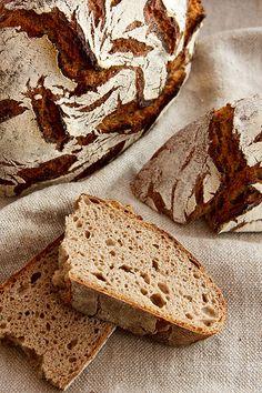 Berliner Roggenmischbrot - Plötzblog - Selbst gutes Brot backenPlötzblog – Selbst gutes Brot backen