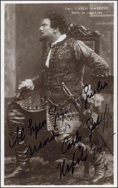 Classical, Opera & Ballet Autographs-original George Gagnidze Signed Autograph 8x10 Photo Picture Image Opera #9