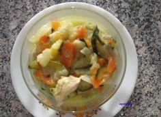 Potrawka z indyka z warzywami