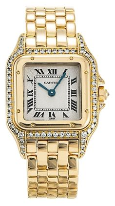 CARTIER PANTHERE LADIES CUSTOM DIAMOND WATCH. Get the lowest price on CARTIER PANTHERE LADIES CUSTOM DIAMOND WATCH and other fabulous designer clothing and accessories! Shop Tradesy now